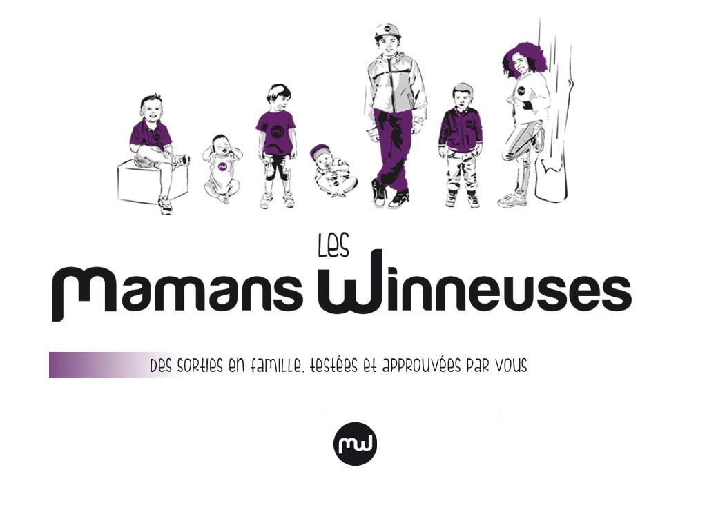 Les Mamans Winneuses, site participatif d'idées de sorties pour enfants et parents