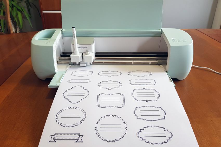 Illustration Créer tes étiquettes de rentrée