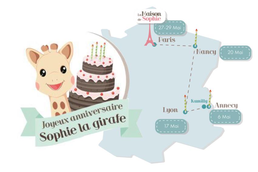 Joyeux Anniversaire Sophie 55 Ans Les Mamans Winneuses